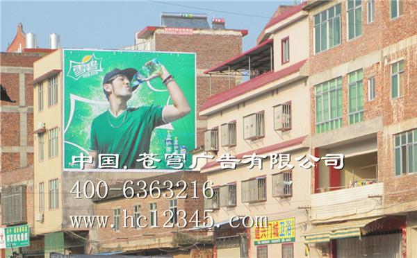 广州公路户外广告—雪碧