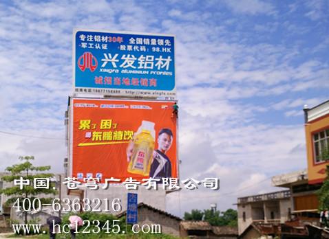 柳州墙体广告—东鹏